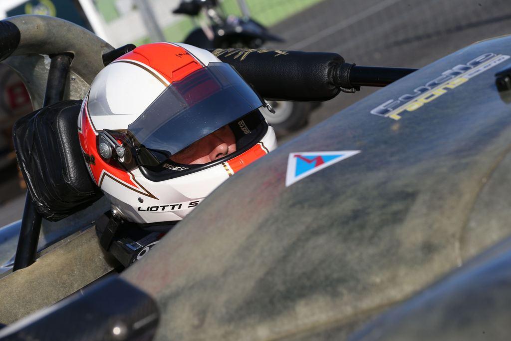 Salvatore Liotti (Autosport Sorrento,Radical SR3-E2SC #86)